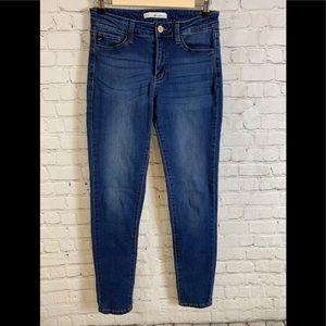 Women's KanCan High Rise Skinny Jeans Sz 27